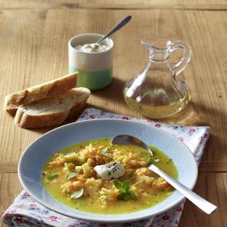 Quick Lentil Soup.