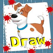 Easy Drawings Cartoon Characters