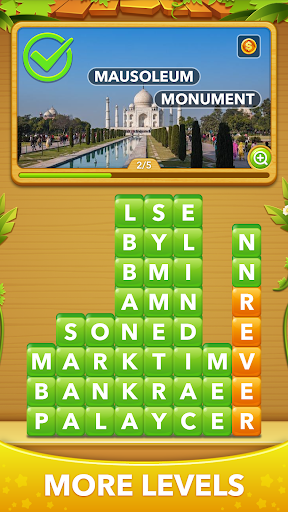 Word Heaps: Pic Puzzle - Guess words in picture screenshots apkspray 5