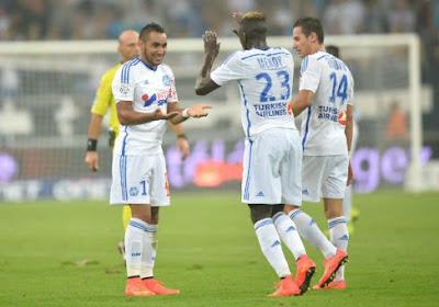 Marseille tenu en échec à Rennes