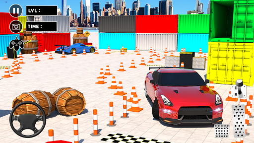 City Car Parking 3D - Dr Parking Games Pro Drive android2mod screenshots 4