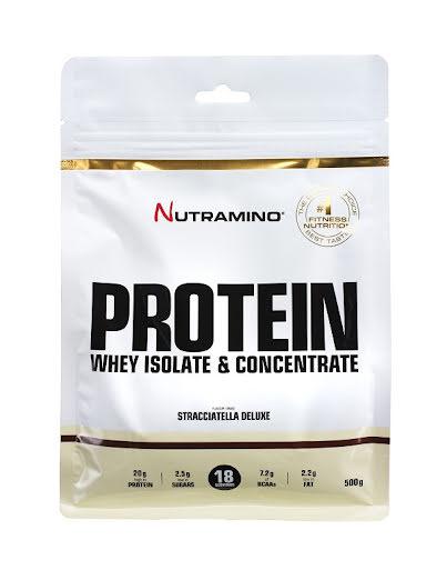 Nutramino Whey Protein 500g - Stracciatella Deluxe