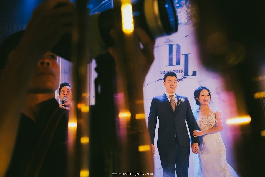 Wedding photographer Eclair Joli (eclairjoli). Photo of 17.04.2018