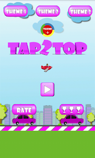 Tap2Top - Your Flappy World