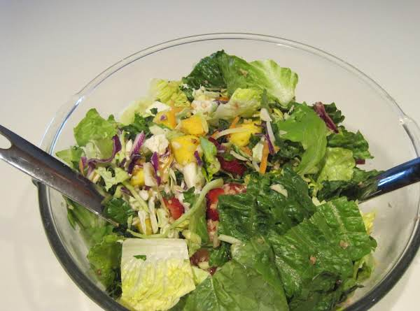 Honey Poppy Seed Dressing For Salad With Fruit