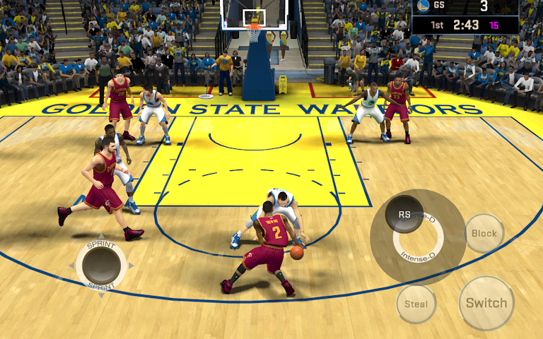 android NBA 2K16 Screenshot 8