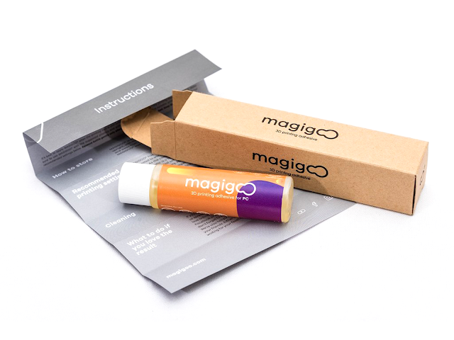 Magigoo PC 3D Bed Adhesion Solution for Polycarbonate