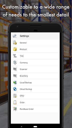 Storage Manager : Stock Tracker screenshot 8