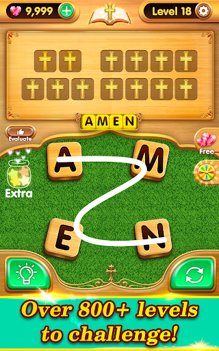 Download Bible Verse Collect - Free Bible Word Games MOD APK 10