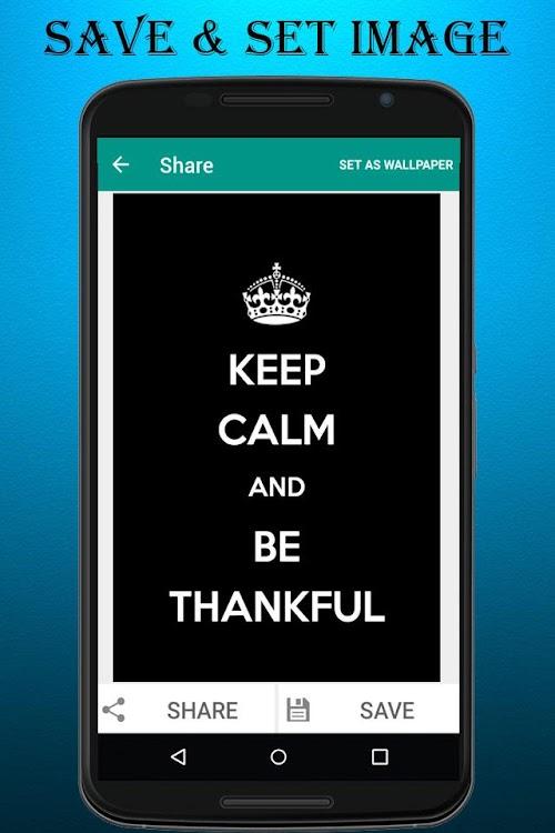 Keep Calm Creator Android Aplicaciones Appagg
