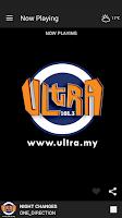 Screenshot of ULTRA