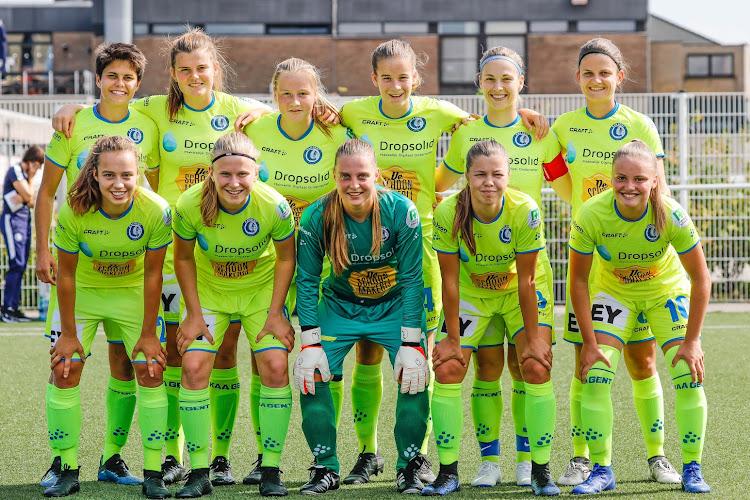 Gent haalt uit, wat gebeurde er nog allemaal in de eerste nationale van het vrouwenvoetbal?