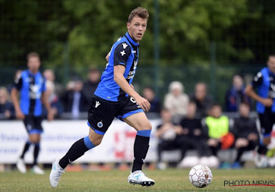Officiel !  Un jeune du Club de Bruges part aux Pays-Bas