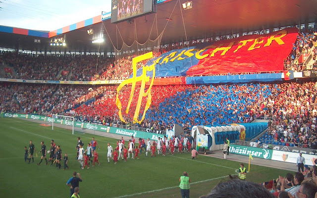 FC Basel 1893 Tab