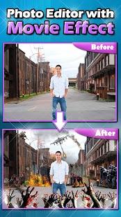 Efekty do Filmu Fotomontáž - náhled