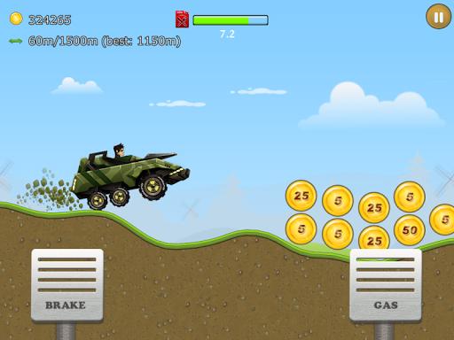 Up Hill Racing: Car Climb screenshot 10