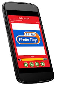 Tamil FM Radio (தமிழ் ரேடியோ) screenshot 1