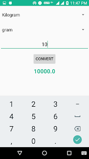 VSI Unit Converter 1.0 - náhled