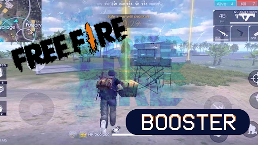 Booster for Free Fire screenshot 3