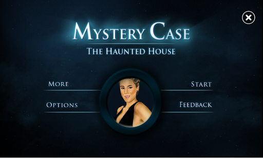 Mystery Case: Haunted House 1
