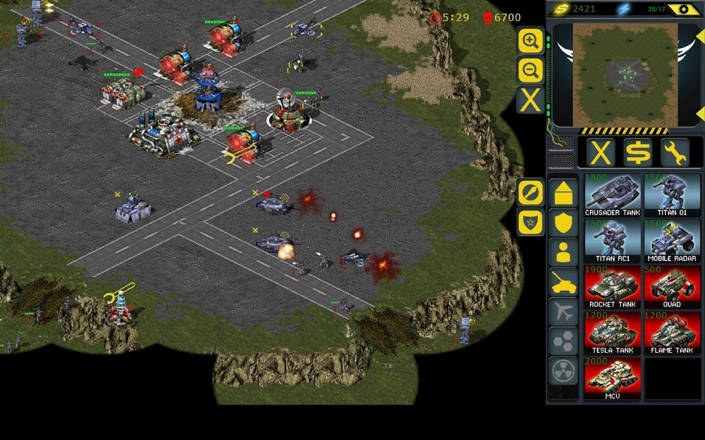 Redsun RTS Premium- screenshot