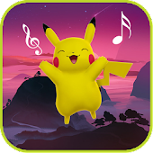 Pikachu Eighth Note 🎵🎵