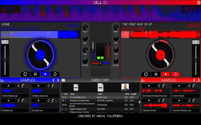 Dell DJ