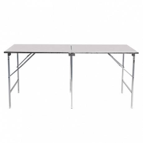 Table de travaille inox - L120xB76xH86