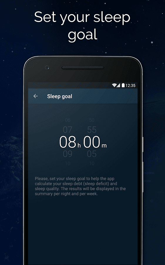 Good Morning Alarm Clock- screenshot