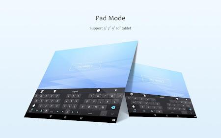 GO Keyboard Lite + Emoji 2.60 screenshot 219478