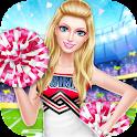 Cheerleader QUEEN - Girl Salon icon