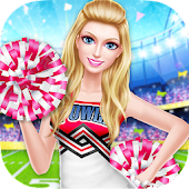 Cheerleader QUEEN - Girl Salon