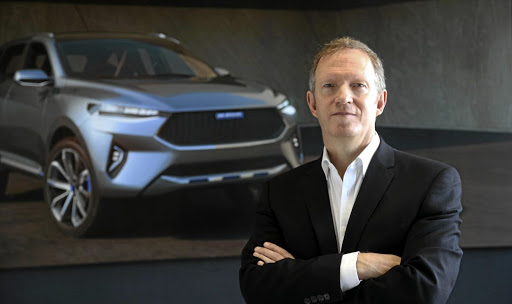 Haval has poached Phil Simmons from Land Rover to work on its designs. Picture: QUICKPICK