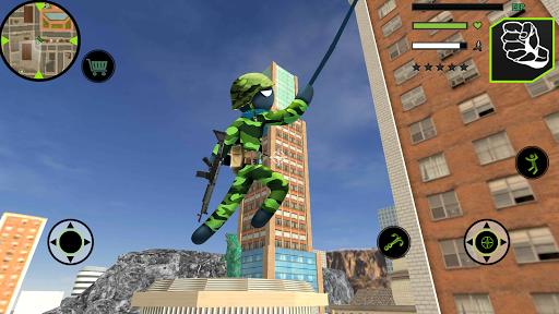 us army stickman rope hero mafia 2 1.0 screenshots 2