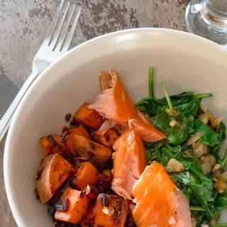Smoked Salmon Breakfast Bowls Recipe