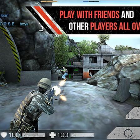 Standoff Multiplayer v1.21.0 [Mod]