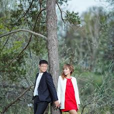Wedding photographer Sergey Kim (danserega). Photo of 25.03.2016