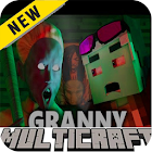 Granny for mcpe mods and horror icon