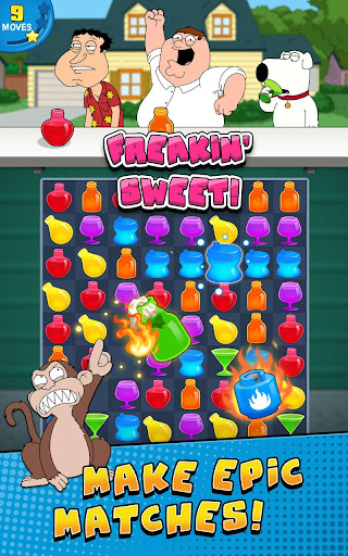 Family Guy- Another Freakin' Mobile Game  screenshots EasyGameCheats.pro 1