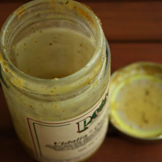 Mustard and Herb Vinaigrette
