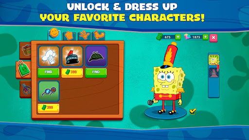 SpongeBob: Krusty Cook-Off 1.0.21 Screenshots 6