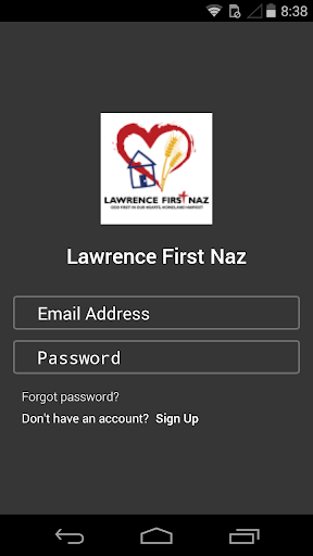 Lawrence First Naz