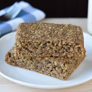 Oatmeal Squares Healthy Recipes.