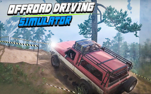 Code Triche Offroad Driving Simulation 4x4 Land Cruiser Xtreme APK MOD screenshots 1