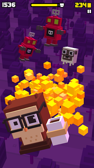 Shooty Skies - Arcade Flyer- screenshot