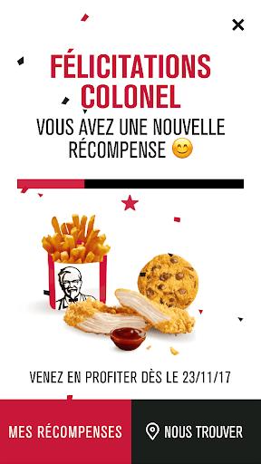 GRATUIT FIDÉLITÉ TÉLÉCHARGER KFC