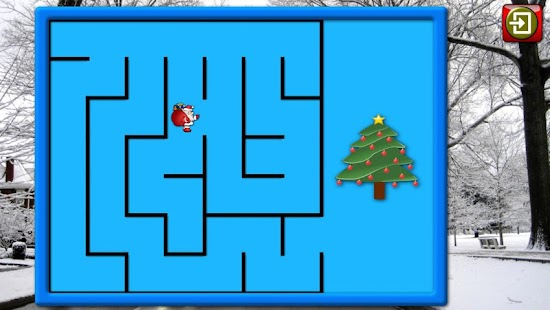 Kids Christmas Puzzles & Games- screenshot thumbnail
