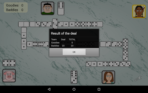 Partnership Dominoes- screenshot thumbnail