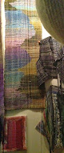 Photo: my weavings