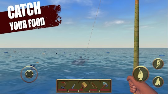 Last Day on Raft Apk Mod Dinheiro Infinito 3